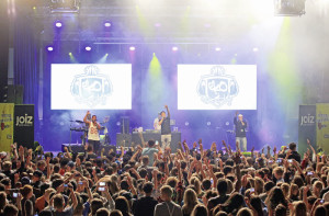 Eko Fresh auf der YOU 2015. Foto: YOU
